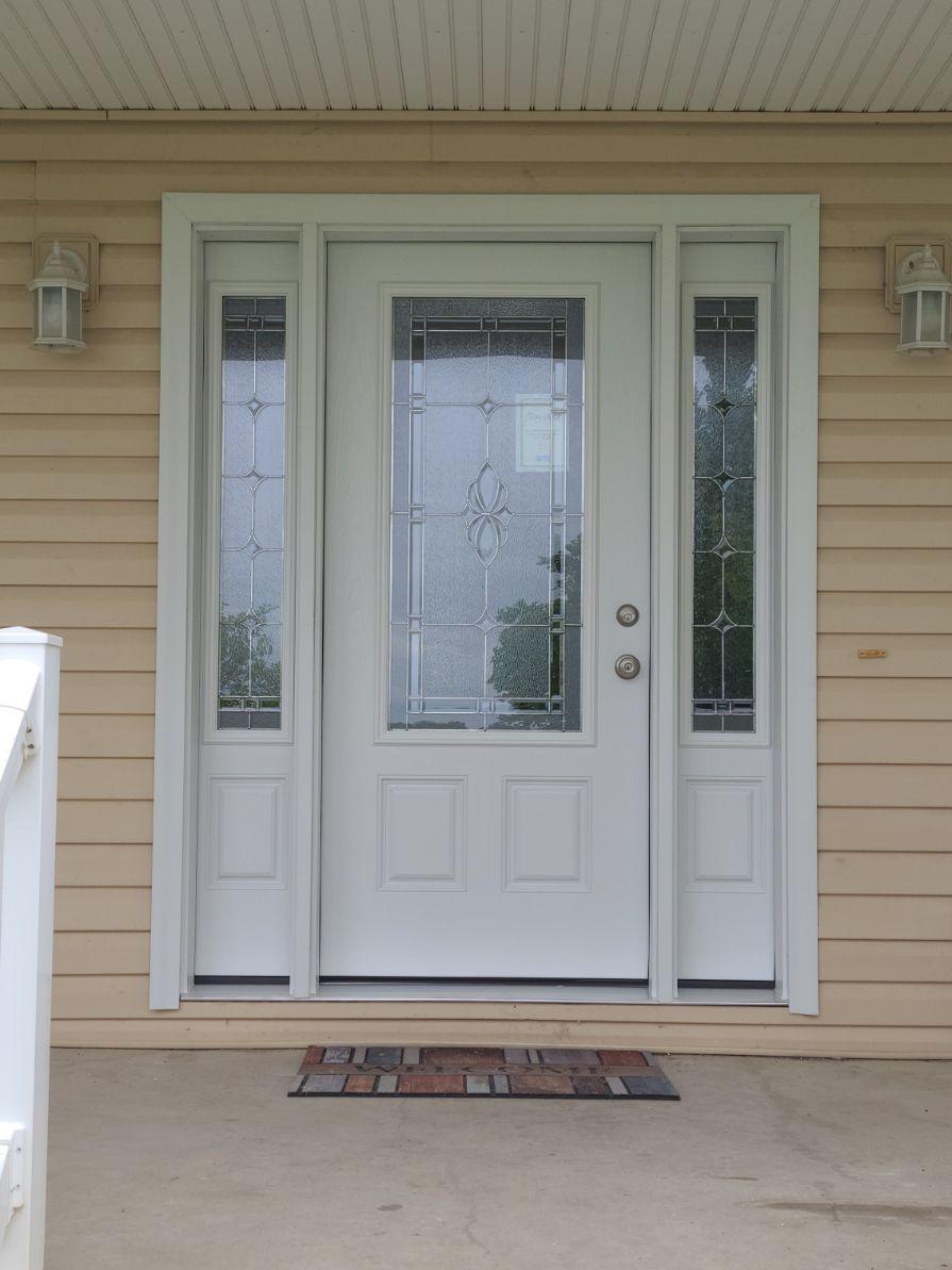 New Entry Doors